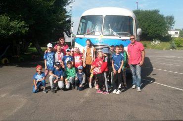 Detský letný tábor 2016