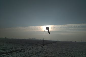 Zimná nádhera na našom letisku