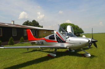 Predvádzacia akcia lietadla Cirrus 22
