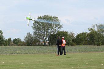 Členovia LKŠ sa úspešne zúčastnili Medzinárodnej súťaže v lietaní RC modelov.